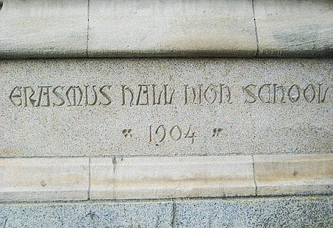 Historic Erasmus Hall