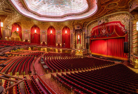 Take in a Show at the Kings Theatre